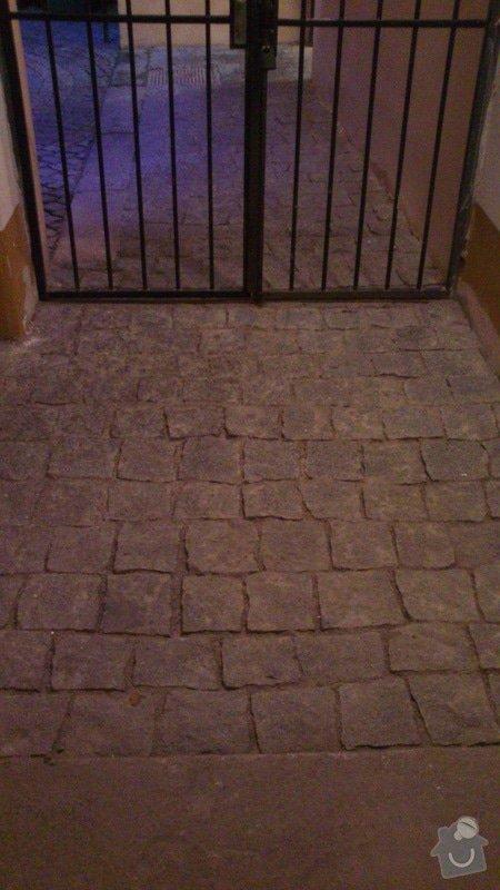 Zbroušení kamenné podlahy: DSC_0039