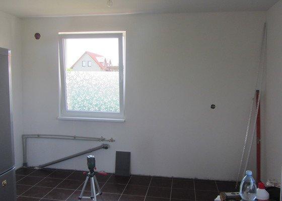 Obklad kuchyně cca 5 m2