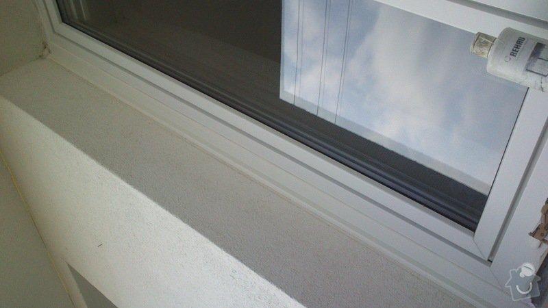 Servis oken, sítě proti hmyzu, oprava napojení oken na zateplenou fasádu: Krivdovi_Celakovice_POTOM_1
