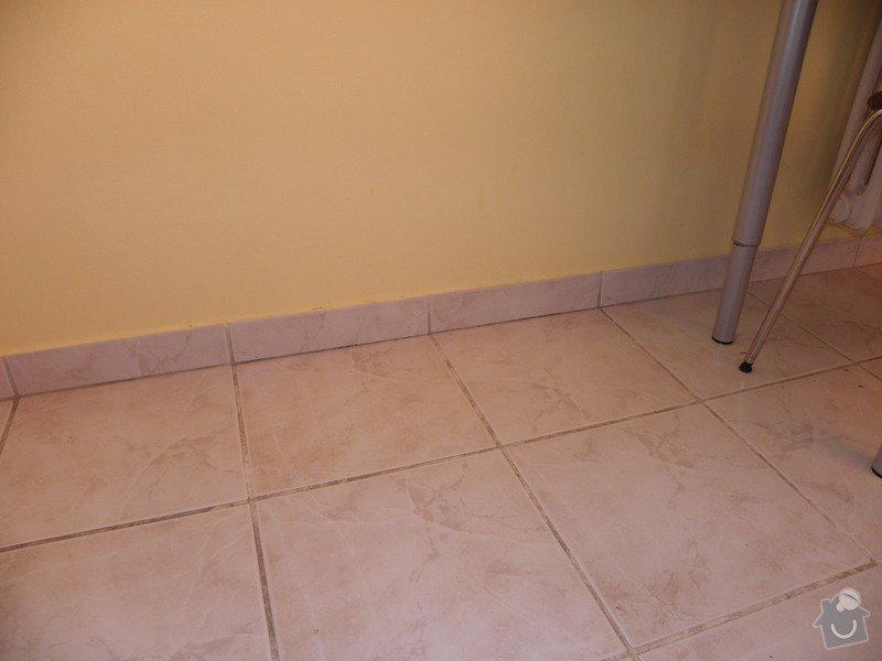 Položení PVC podlahy: P6154938