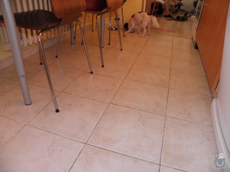 Položení PVC podlahy: P6154939