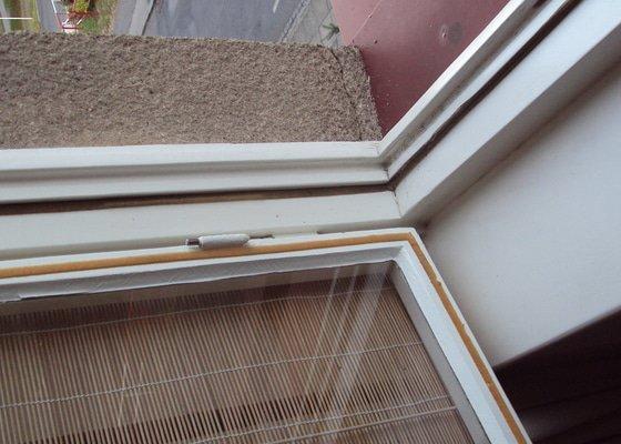 Oprava oken 10ks - natery.