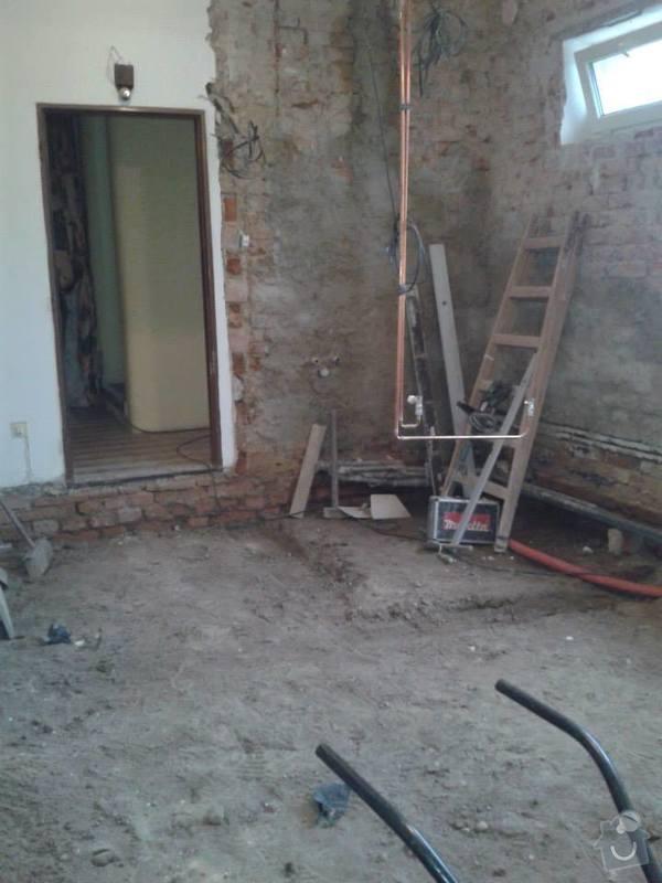 Rekonstrukce dvou koupelen a kuchyně: 1907968_730251973673668_1374963623588284598_n