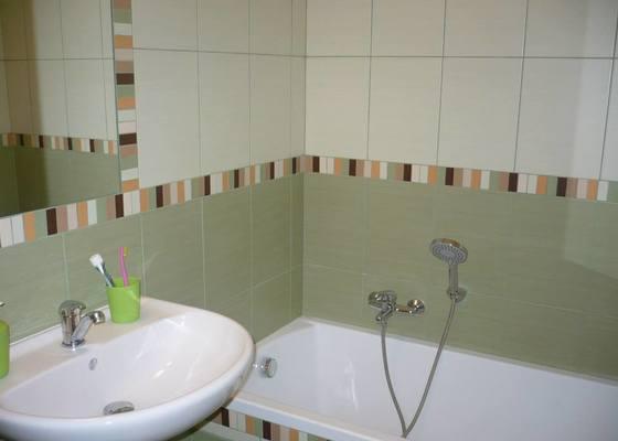 Rekonstrukce dvou koupelen a kuchyně