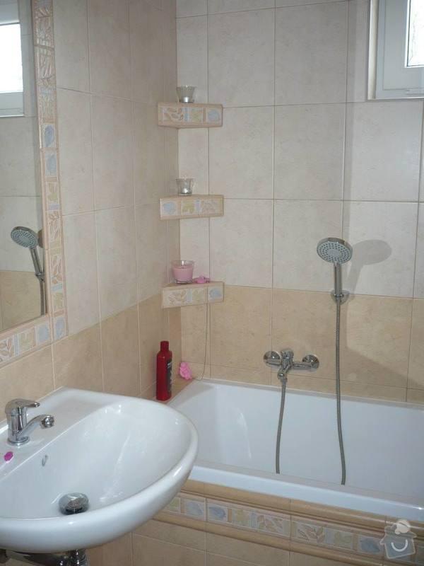 Rekonstrukce dvou koupelen a kuchyně: 1625758_719615141394444_1251409918_n