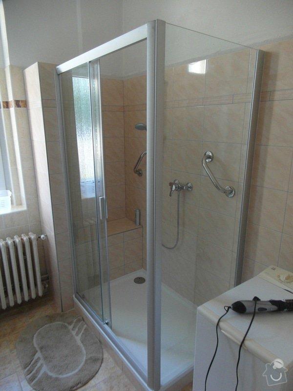 Rekonstrukce koupelny v rodinném domku v Plzni: SAM_1521