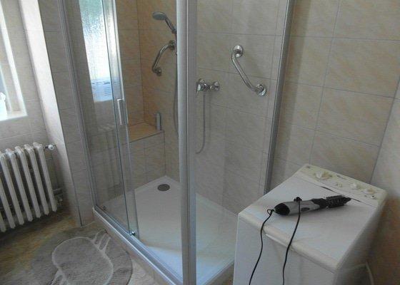 Rekonstrukce koupelny v rodinném domku v Plzni