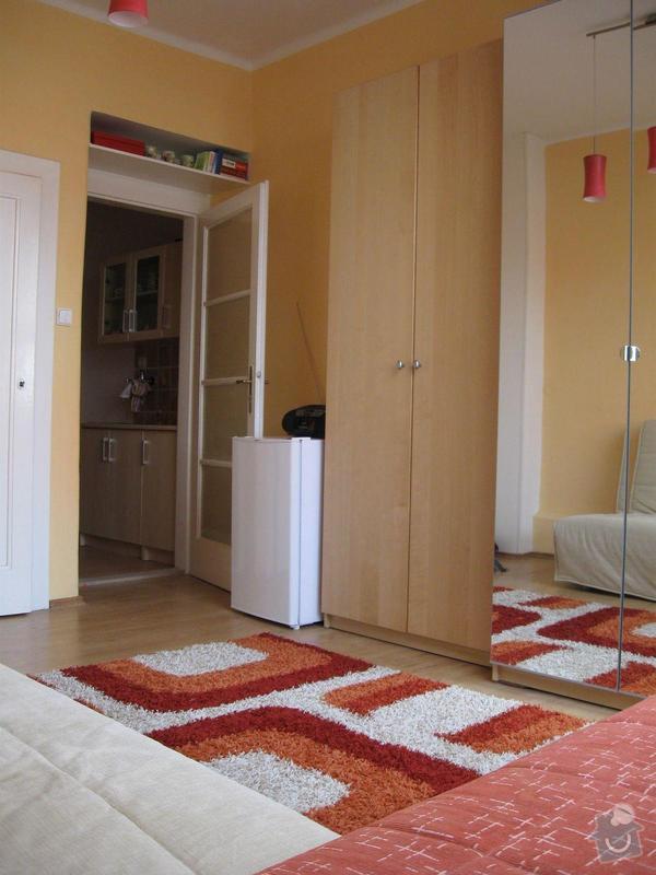 Vymalovani bytu: malovani_Jankovcova3