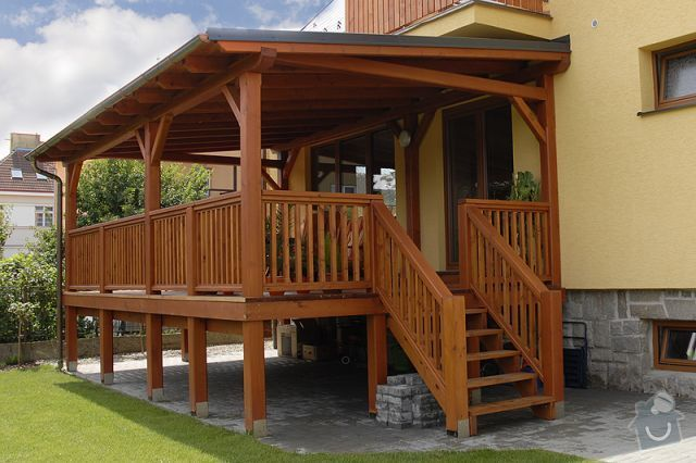 Stavba vyvýšené terasy: 20110202141425