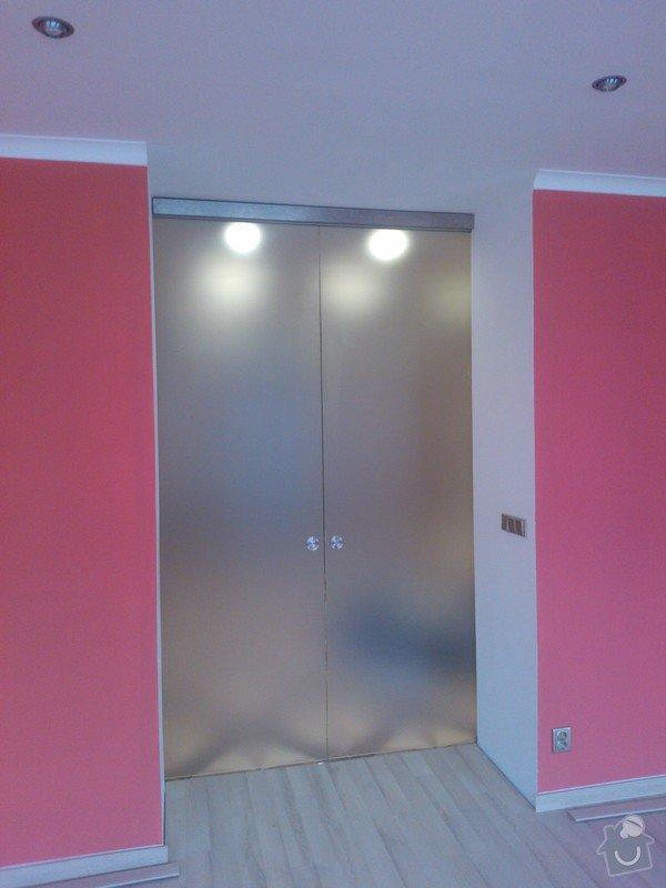 Posuvné celoskleněné dveře,sprchový kout: WP_002118