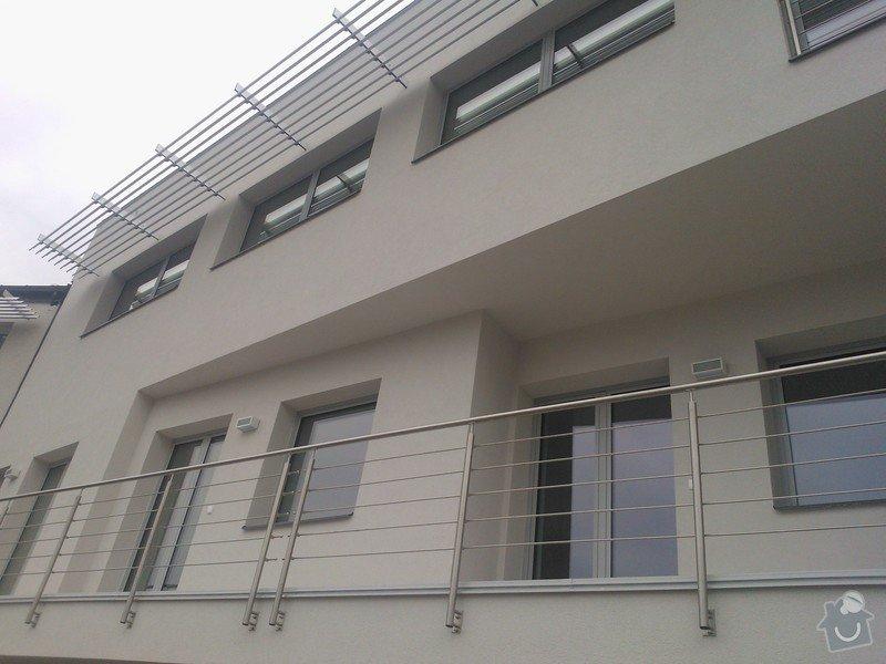 Skleněné zastřešení terasy,skleněné kanceláře: WP_002062