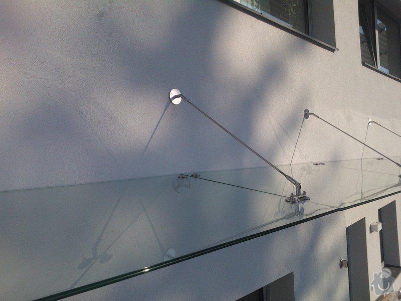 Skleněné zastřešení terasy,skleněné kanceláře: WP_002102