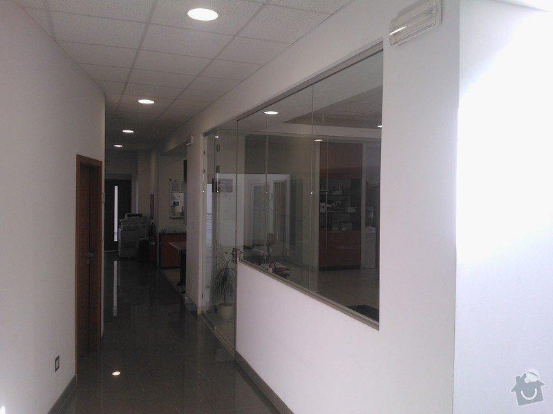 Skleněné zastřešení terasy,skleněné kanceláře: WP_002178
