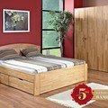 Manzelska postel z masivu postele z masivu pavla