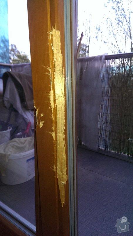 Oprava výklopného francouzského okna Roto: IMAG0261