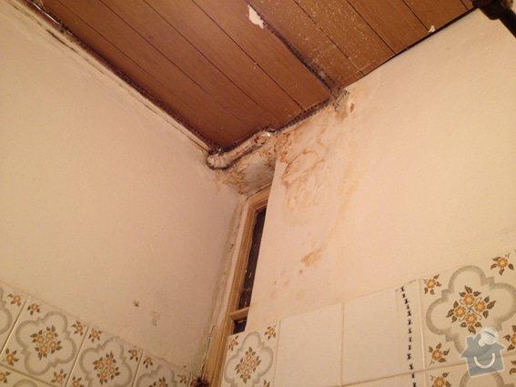 Sádrokartónový strop do koupelny: IMG_4826
