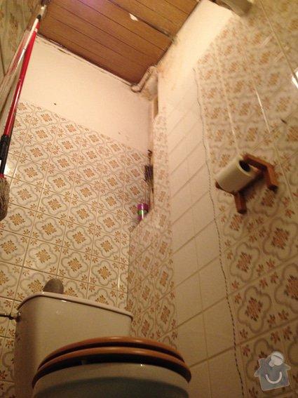 Sádrokartónový strop do koupelny: IMG_4827