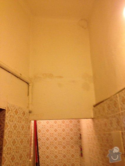 Sádrokartónový strop do koupelny: IMG_4825