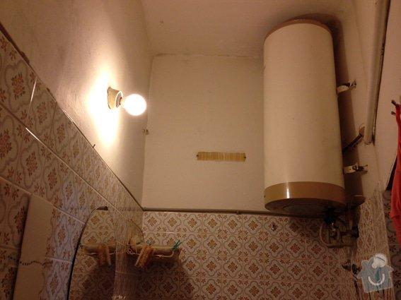 Sádrokartónový strop do koupelny: IMG_4828