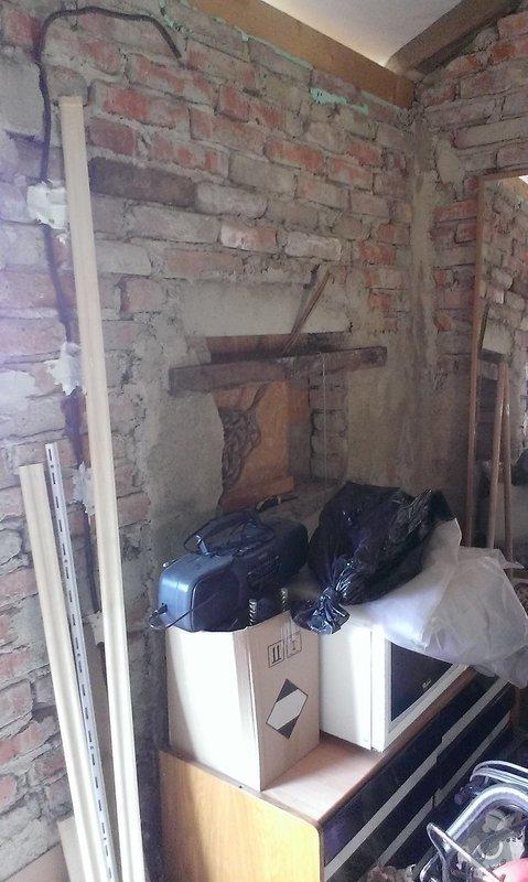 Zednické práce, fasáda a omítky: IMAG1353