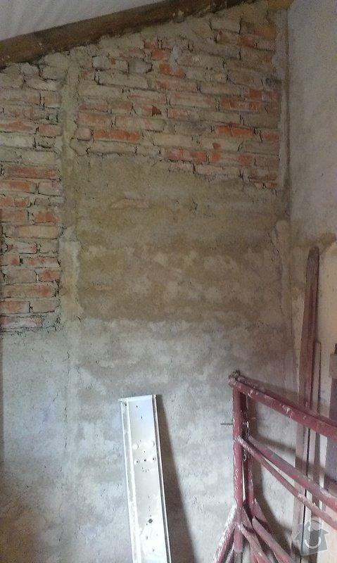 Zednické práce, fasáda a omítky: IMAG1354