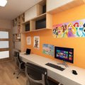 Vyroba a castecne navrh nabytku do detskeho pokoje foto1