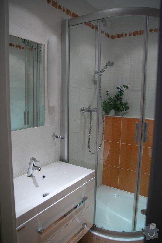 Rekonstrukce bytového jádra a předsíně: 2009-06_-_3_1_-_Praha_16_-_Radotin_01