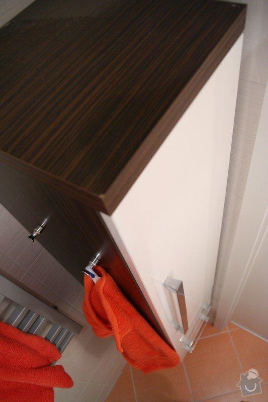 Rekonstrukce bytového jádra a předsíně: 2009-06_-_3_1_-_Praha_16_-_Radotin_07