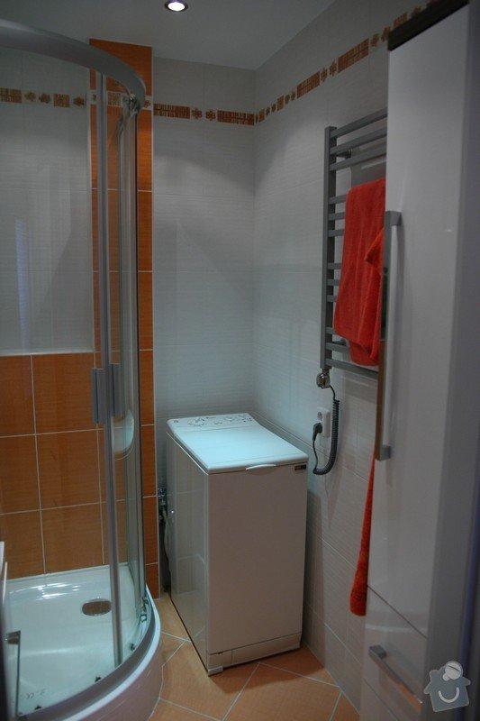 Rekonstrukce bytového jádra a předsíně: 2009-06_-_3_1_-_Praha_16_-_Radotin_08