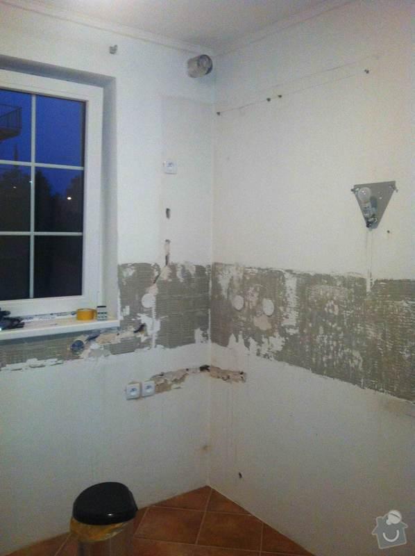 URGENT zednické a maliřské práce : photo2