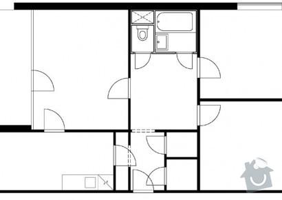 Rekonstrukci koupelny v paneláku: byt_koup.