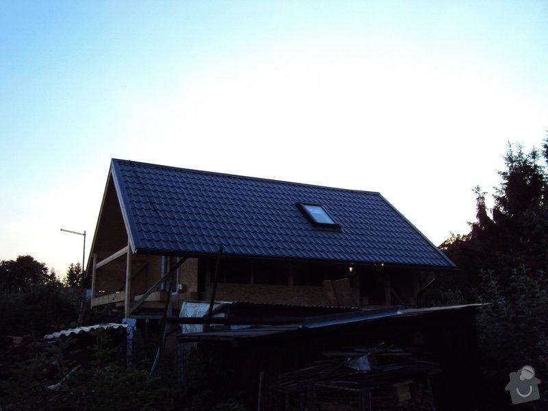 Pokryt strechu Ruuki (90m2): DSC03887