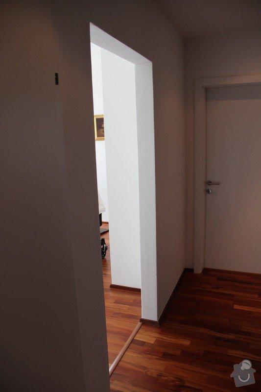 Výroba a montáž skleněných posuvných dveří: IMG_2425