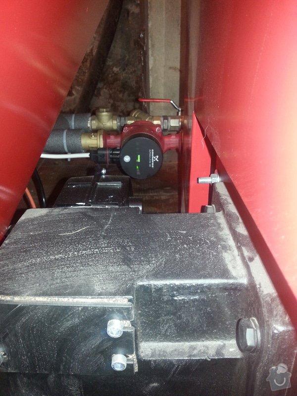 Automatický kotel 25 kw + montáž: 20140620_151206