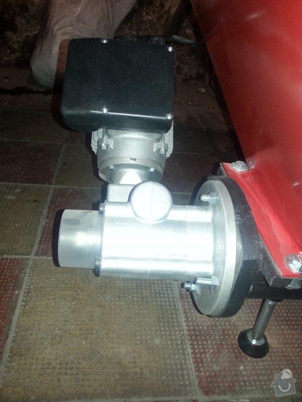 Automatický kotel 25 kw + montáž: 20140620_151223