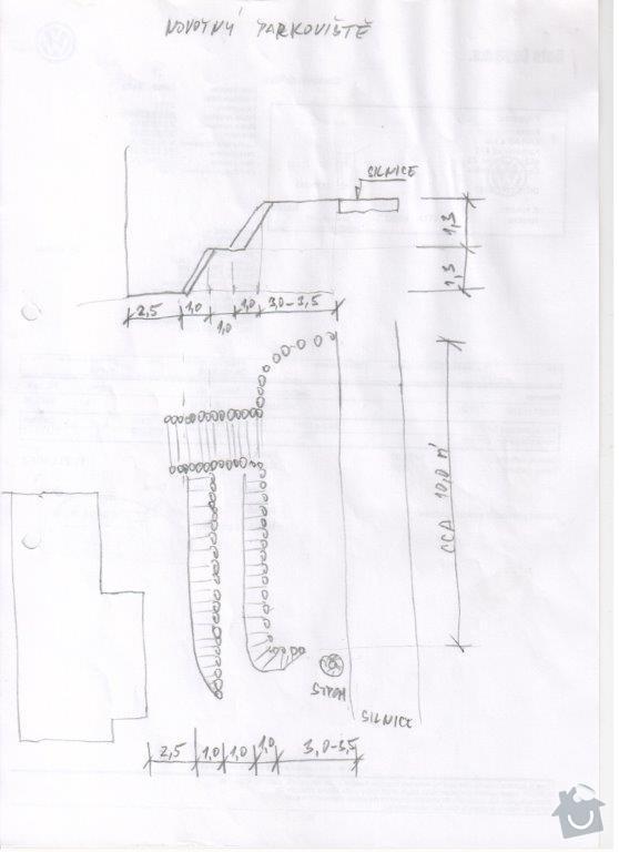 Realizaci parkovací plochy 3,5x10 m: roudnice_parkovaci_stani_001