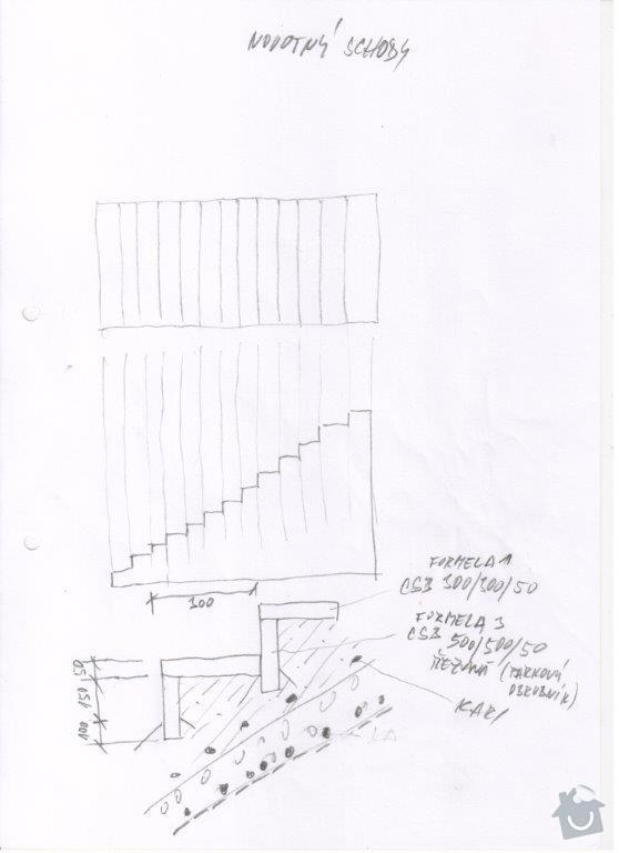 Realizaci parkovací plochy 3,5x10 m: roudnice_venkovni_schody_det_001