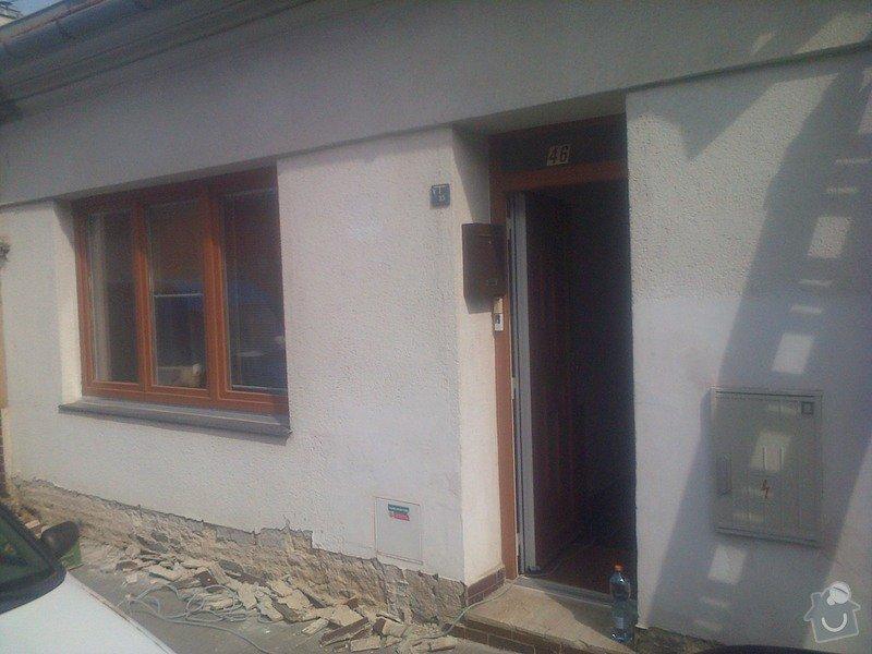 Zateplení  fasády  rodinného domku polystyrenem: IMG-20140602-00072