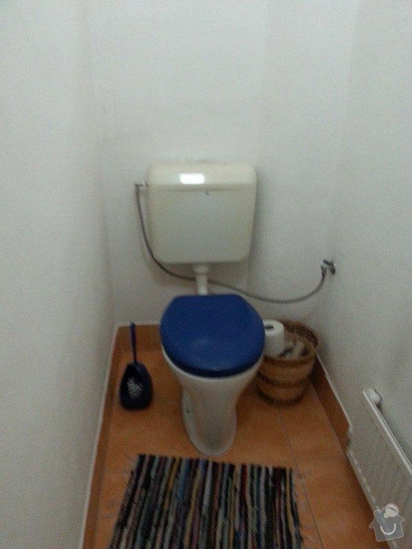 Stavební práce - kuchyně, záchod: 20140519_084333