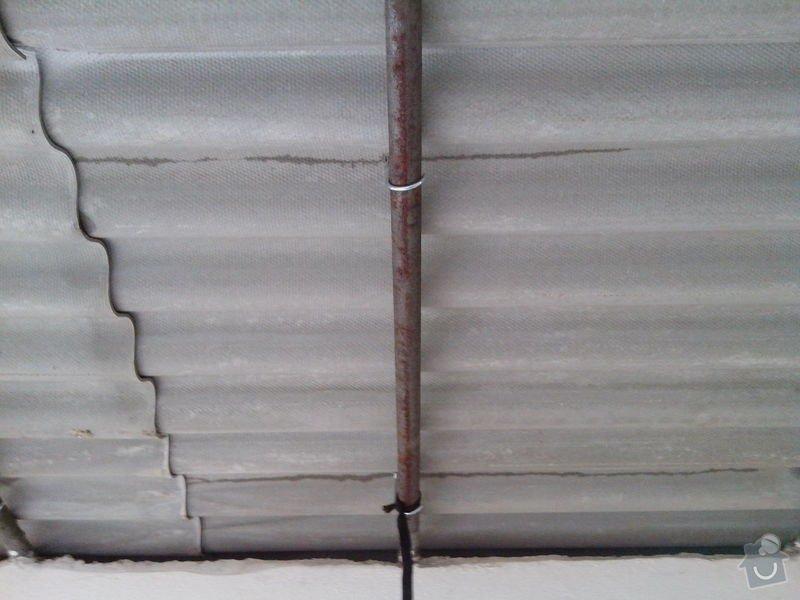 Střecha na garáž: IMG_20140507_132013