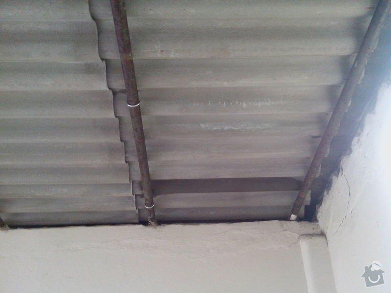 Střecha na garáž: IMG_20140507_132234