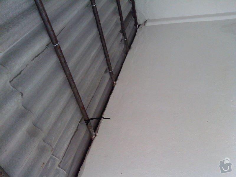 Střecha na garáž: IMG_20140507_132147