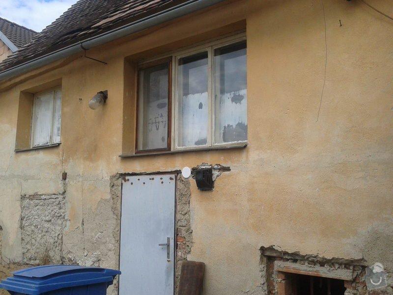 Castecna rekonstrukce domu: Fotografie-0035