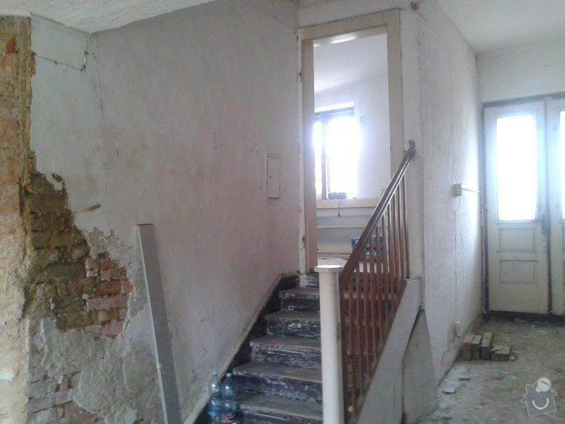 Castecna rekonstrukce domu: Fotografie-0036