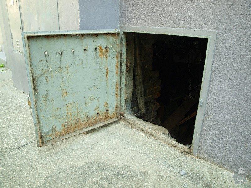 Rekonstrukce starého sklepa v činžovním domě (cca 25 m2): P6041671