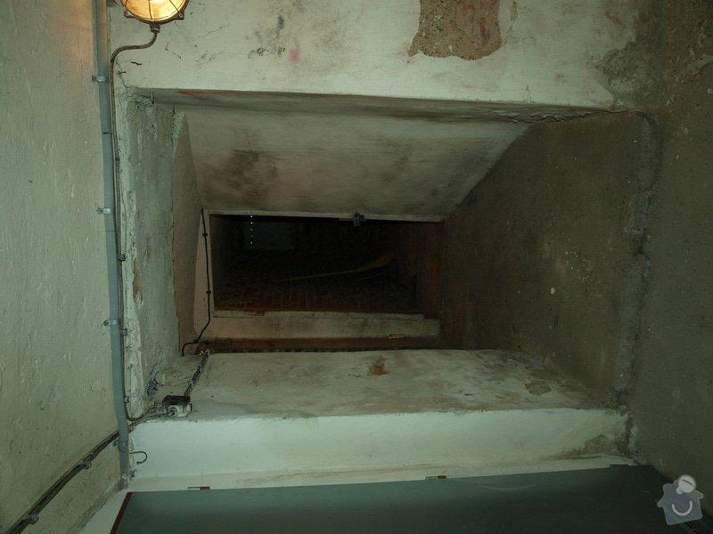 Atypické dveře vč. zárubní - dodání a osazení : P6061678