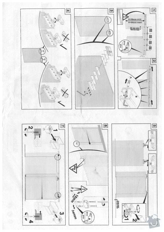 Zhotoveni sadrokartonove pricky s posuvnymi dvermi: dvere2