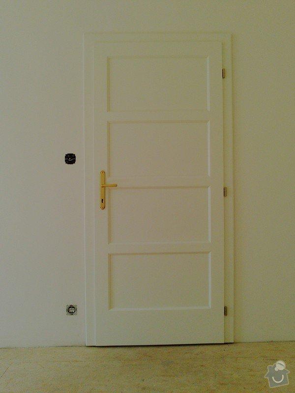 Vnitřní dveře: DSC_0514