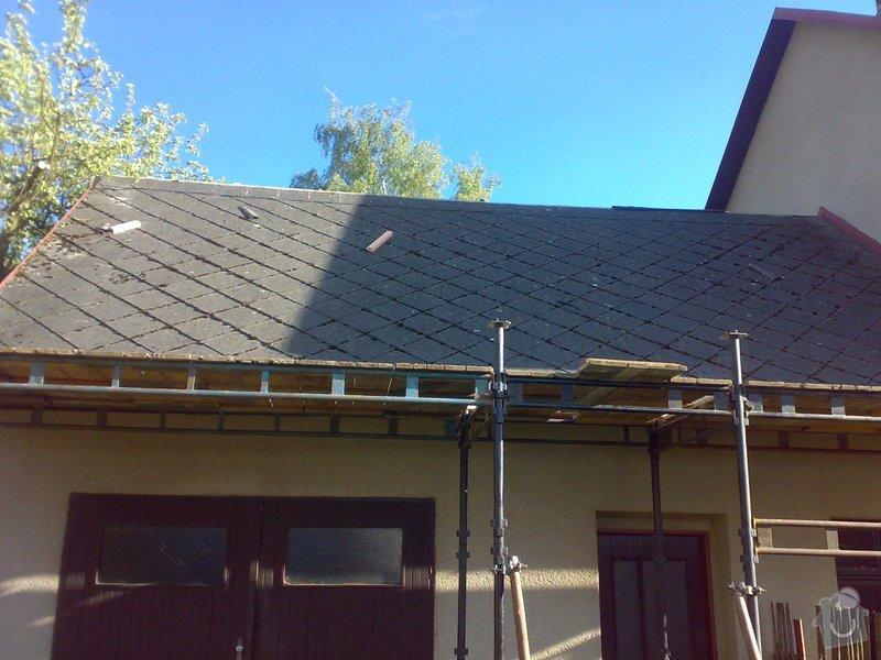 Nová střecha + půdní vestavba - jaro 2014: 12052014231