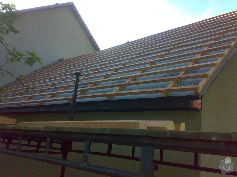 Nová střecha + půdní vestavba - jaro 2014: 12052014230